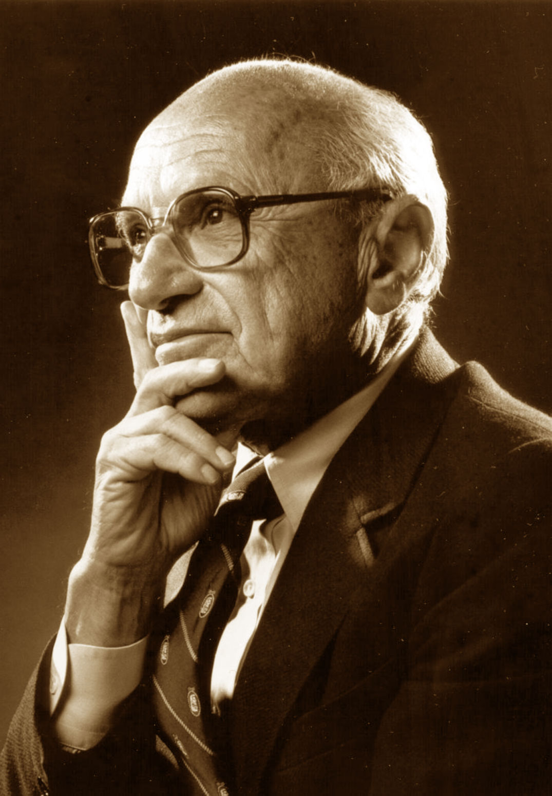a biography and life work of milton friedman an american economist statistician and writer